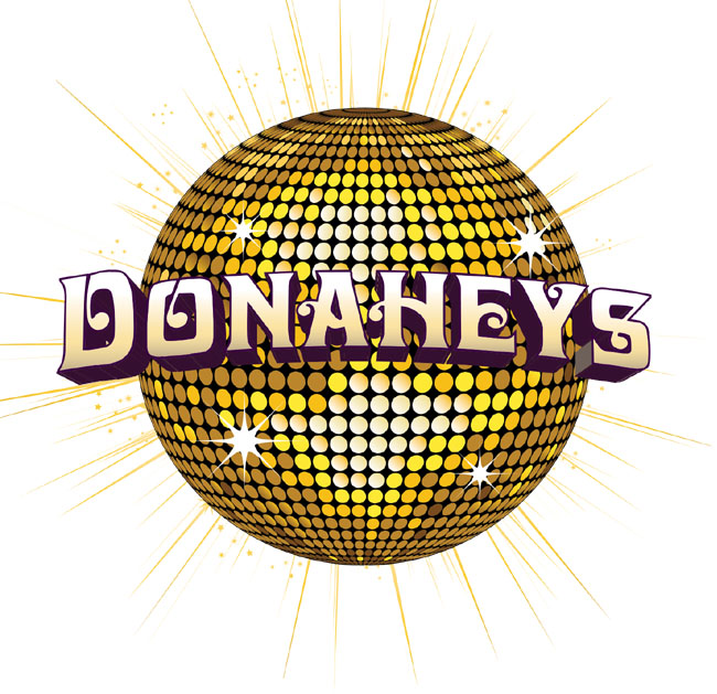 Donahey's Mirror Ball